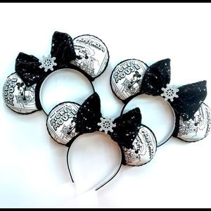 Handmade Steamboat Willie Mouse Ears
